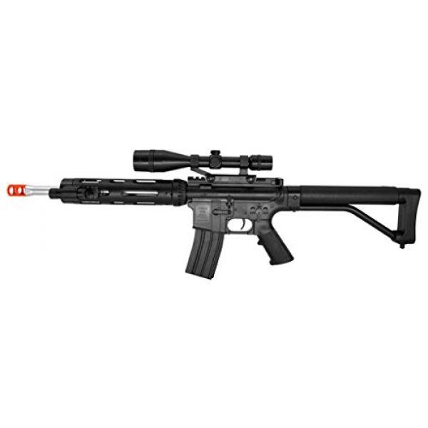 UKARMS Airsoft Rifle 1 UKARMS P1136 Airsoft Gun P1136 M4 Tactical Rifle Pistol 2 in 1 Guns