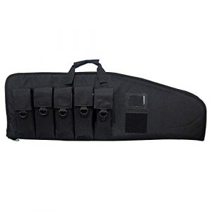 Fox Tactical Airsoft Gun Case 1 Fox Tactical 38 42 Inch Tactical Rifle Case Rifle Bag Long Single Gun Case,with Water Dust Resistant for Hunting Shooting Storage Transport