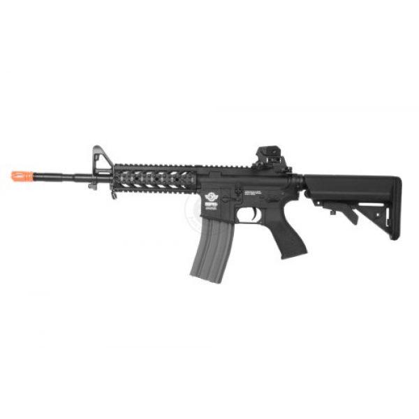 G&G Airsoft Rifle 3 G&G airsoft combat machine m4 raider high-performance full metal gearbox aeg rifle w/ integrated ras and crane stock(Airsoft Gun)