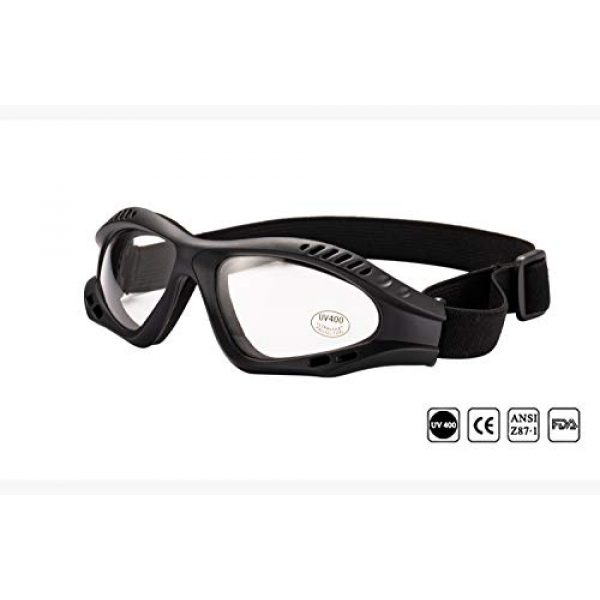 Ocean Loong Airsoft Goggle 1 Ocean Loong Airsoft Goggles