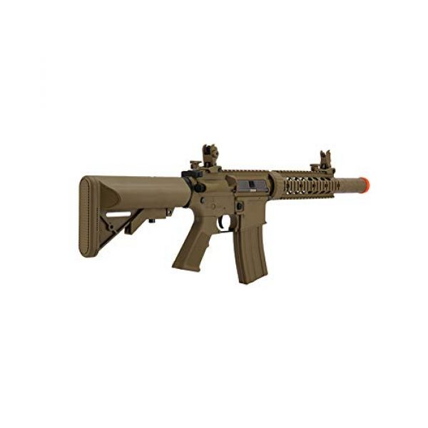 Lancer Tactical Airsoft Rifle 3 LANCER TACTICAL Gen 2 Polymer SD AEG Airsoft Gun
