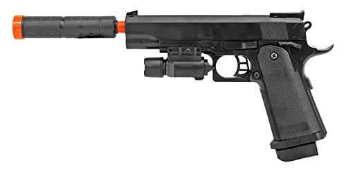 Maistruker Airsoft Pistol 1 Maistruker UKArms Spring Powered Airsoft Handgun P2001C