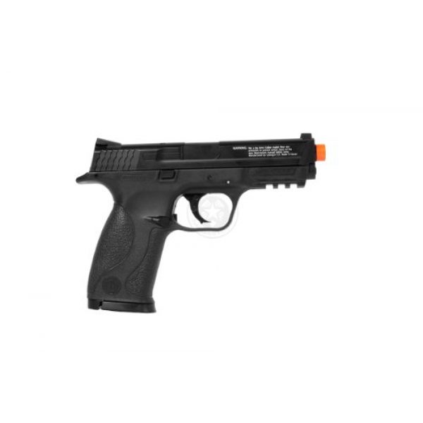 Smith & Wesson Airsoft Pistol 4 smith & wesson m&p40 co2 non-blowback black airsoft pistol(Airsoft Gun)
