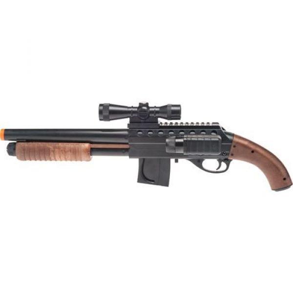 Smith & Wesson Airsoft Shotgun 1 Smith & Wesson M3000 Spring-powered Airsoft Shotgun W/ Light, Scope, 2 Clips
