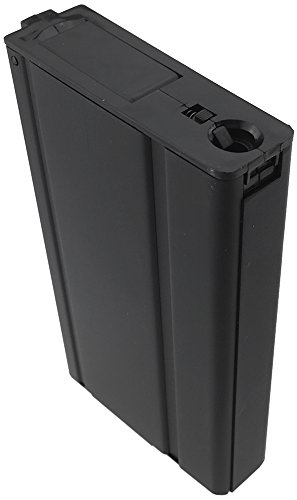 SportPro  2 SportPro 400 Round Metal High Capacity Magazine for AEG M14 3 Pack Airsoft Black