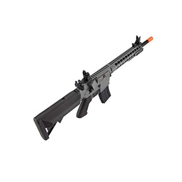 Lancer Tactical Airsoft Rifle 5 Lancer Tactical Gen 2 EVO AEG LT-12 AEG Electric Aerosoft Gun