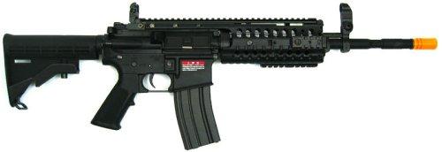 Jing Gong Airsoft Rifle 1 Jing Gong JG M4 RIS System Airsoft Gun 500 FPS