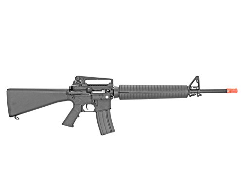 A&K Airsoft Rifle 4 A&K M16 A3 Verion 2 Metal Gear Box Airsoft Gun