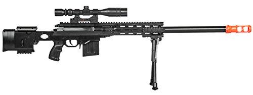 UKARMS  2 UKARMS Top Marksman Sniper Spring Airsoft Rifle Gun FPS 225 w/Bipod