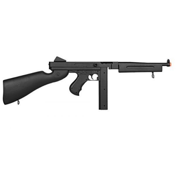 Well Airsoft Rifle 2 Well D98 M1A1 WWII Submachine Gun AEG