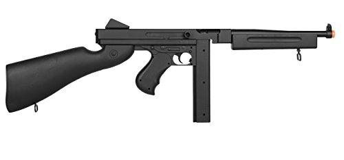 Well  2 Well D98 M1A1 WWII Submachine Gun AEG
