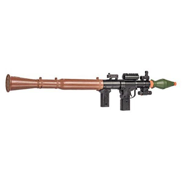 UKARMS Airsoft Rifle 4 UKARMS Dummy Bazooka Spring Airsoft Rifle Gun FPS 175