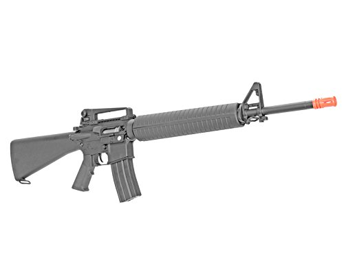 A&K Airsoft Rifle 6 A&K M16 A3 Verion 2 Metal Gear Box Airsoft Gun