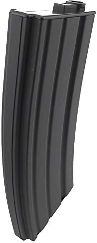 SportPro  5 SportPro 140 Round Metal Medium Capacity Magazine for AEG M4 M16 Airsoft - Black