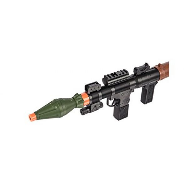 UKARMS Airsoft Rifle 5 UKARMS Dummy Bazooka Spring Airsoft Rifle Gun FPS 175