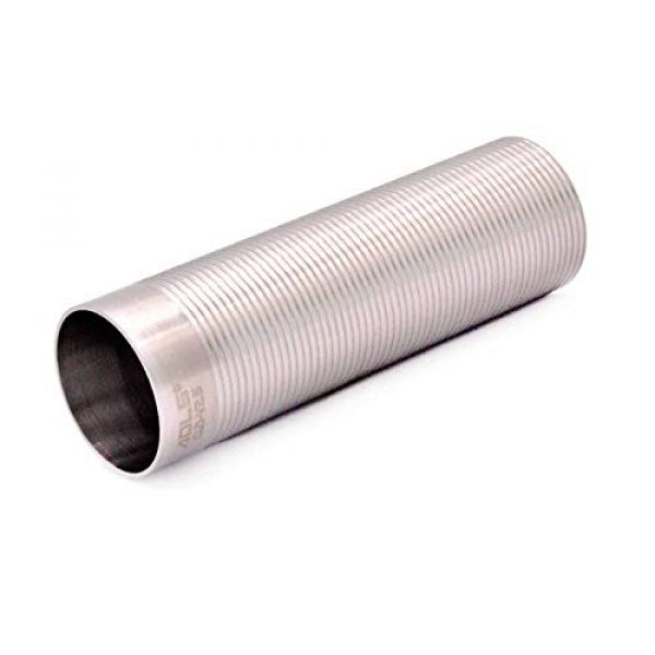AOLS Airsoft Cylinder 1 AOLS Stainless Steel Cylinder for R85/SR-25/SVD