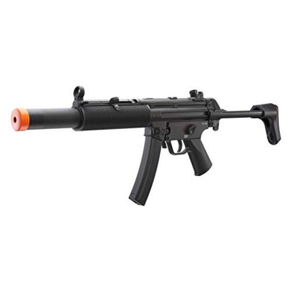 Elite Force Airsoft Rifle 2 HK Heckler & Koch MP5 AEG Automatic 6mm BB Rifle Airsoft Gun, MP5 SD6