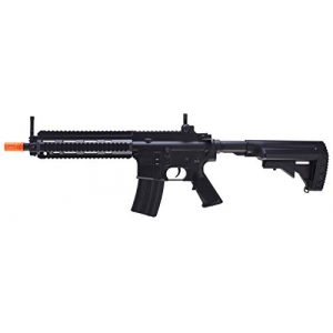 Umarex Airsoft Rifle 1 HK Heckler & Koch HK416 AEG 6mm BB Rifle Airsoft Gun, Black