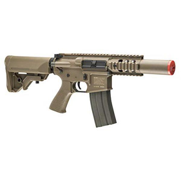 Elite Force Airsoft Rifle 4 Elite Force M4 AEG Automatic 6mm BB Rifle Airsoft Gun, CQC, FDE
