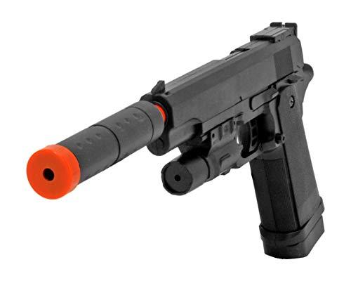 Maistruker Airsoft Pistol 2 Maistruker UKArms Spring Powered Airsoft Handgun P2001C