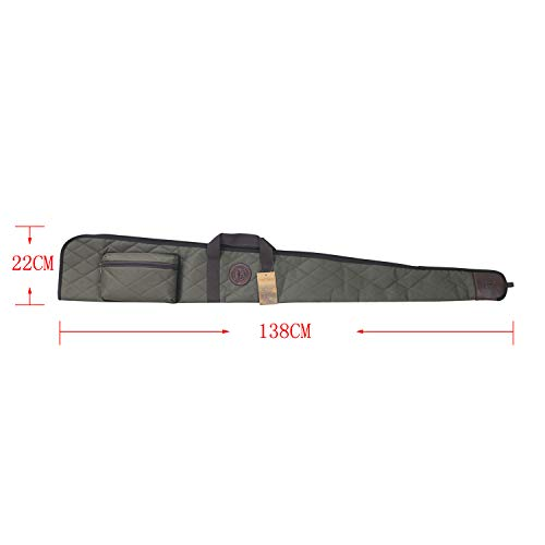 TOURBON Airsoft Gun Case 2 TOURBON Nylon Rifle Shotgun Gun Bag Case Storage with Zipper Pocket