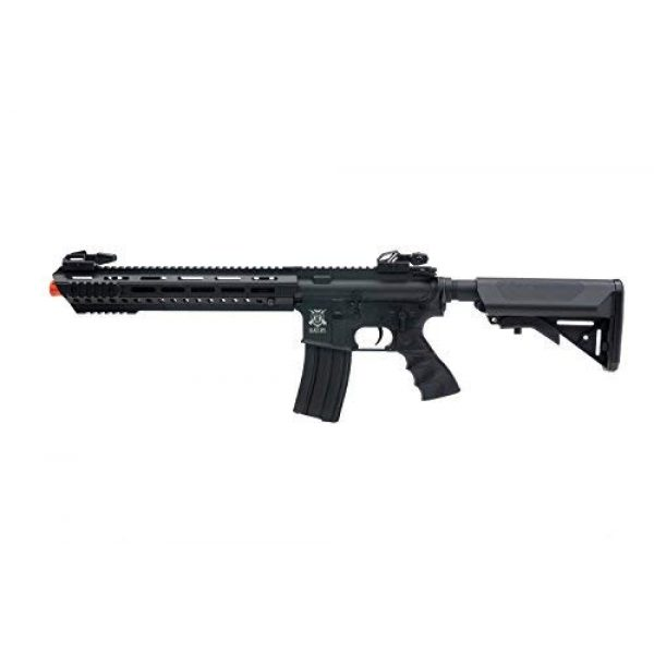 Black Ops Airsoft Rifle 2 Black Ops Airsoft Guns Rifle- Electric Full Metal M4 Viper Elite Upgraded