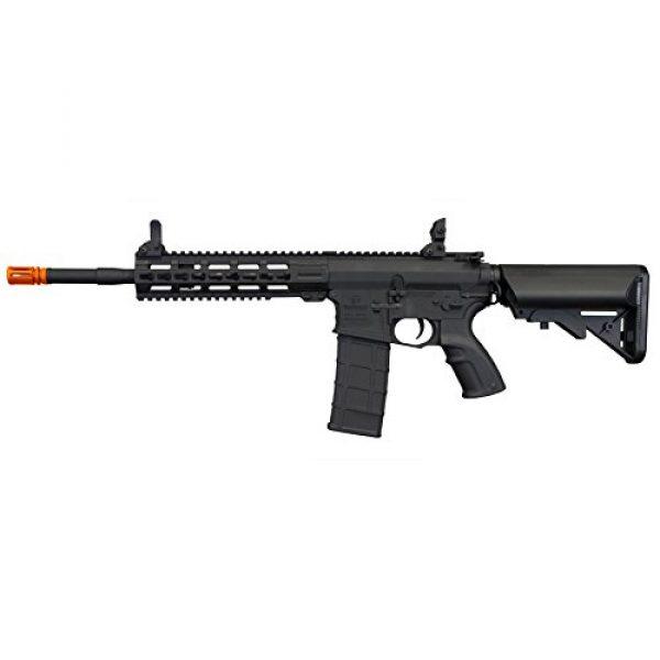 Tippmann Airsoft Airsoft Rifle 3 Tippmann Tactical Commando AEG Carbine 14.5in Airsoft Rifle Black