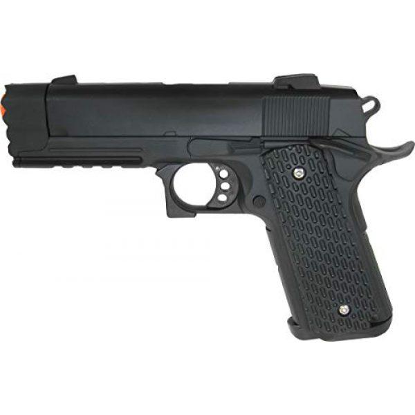 JG Airsoft Pistol 1 JG/Golden Eagle Airsoft Spring Pistol Full Metal 1911 Hi-CAPA Tactical w/Striker Head