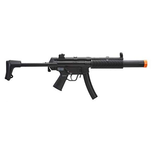 Elite Force Airsoft Rifle 4 HK Heckler & Koch MP5 AEG Automatic 6mm BB Rifle Airsoft Gun, MP5 SD6