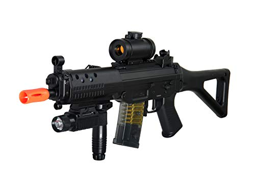 Airsoft Double Eagle Airsoft Rifle 2 AirSoft Double Eagle M82P SIG 552 Semi/Full Auto Electric Assault Rifle AEG