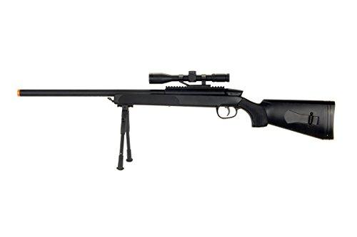 CYMA  1 CYMA zm51 Spring Airsoft Gun Sniper Rifle fps-400 w/bipod