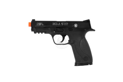 Smith & Wesson Airsoft Pistol 2 smith & wesson m&p40 co2 non-blowback black airsoft pistol(Airsoft Gun)