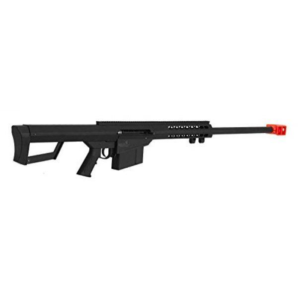 Lancer Tactical Airsoft Rifle 3 Lancer Tactical M82 50 Cal Spring Airsoft Sniper Rifle Gun Marksman FPS 435