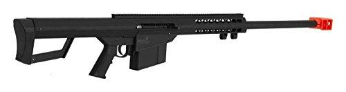 Lancer Tactical  3 Lancer Tactical M82 50 Cal Spring Airsoft Sniper Rifle Gun Marksman FPS 435