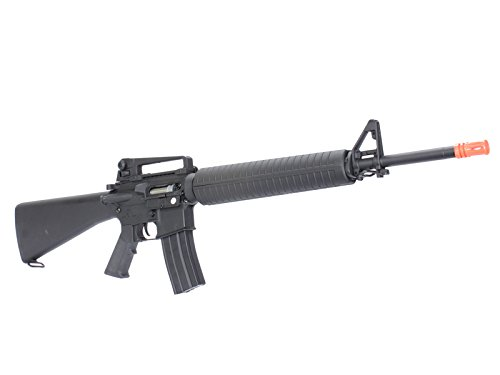 A&K Airsoft Rifle 5 A&K M16 A3 Verion 2 Metal Gear Box Airsoft Gun