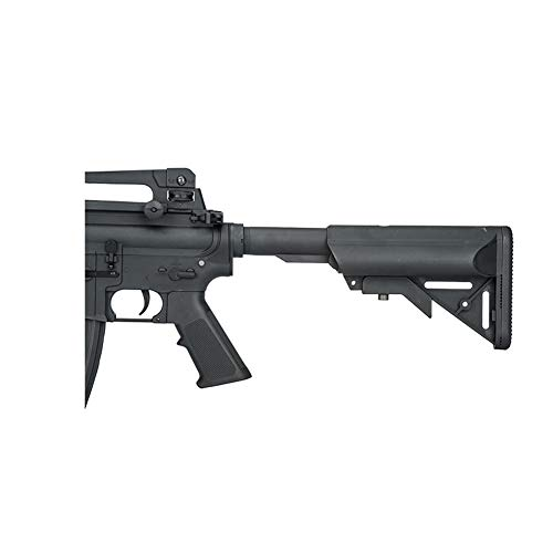 Lancer Tactical  3 LANCER TACTICAL Gen 2 Upgraded RIS LT-04 AEG Metal Gear Electric Airsoft Gun
