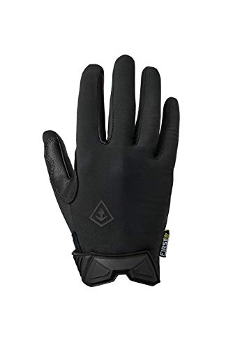 First Tactical Airsoft Glove 1 First Tactical Womens Lightweight Patrol Glove | Skin Tight Goatskin Palm with Touchscreen Capability