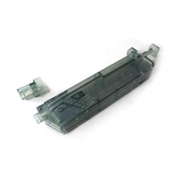 MetalTac Airsoft BB 7 MetalTac Airsoft BBS .25g 8000 Rounds Match Grade BB Pellet, 0.25 Gram 6mm for Airsoft Guns Ammo
