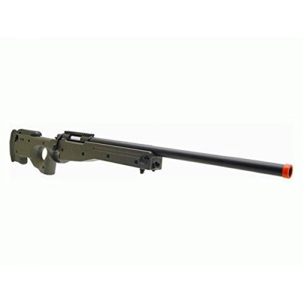 AGM Airsoft Rifle 2 AGM L96 AWP Spring Airsoft Sniper Gun OD