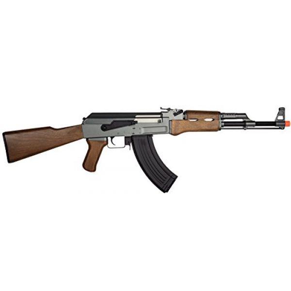 UKARMS Airsoft Rifle 2 UKARMS Lancer Tactical LT-728 AEG AK-47 Electric Airsoft Gun Rifle