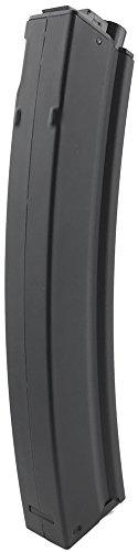 SportPro  5 SportPro 260 Round Metal High Capacity Magazine for AEG MP5 Airsoft - Black