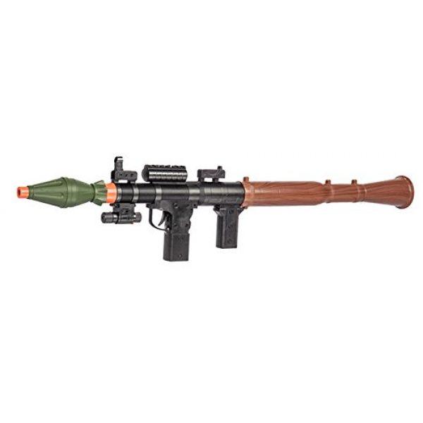 UKARMS Airsoft Rifle 3 UKARMS Dummy Bazooka Spring Airsoft Rifle Gun FPS 175