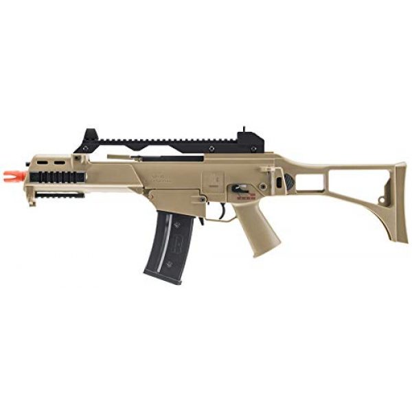 HK Heckler & Koch G36 C AEG Automatic 6mm (Renewed) Airsoft Rifles By Amazon Renewed