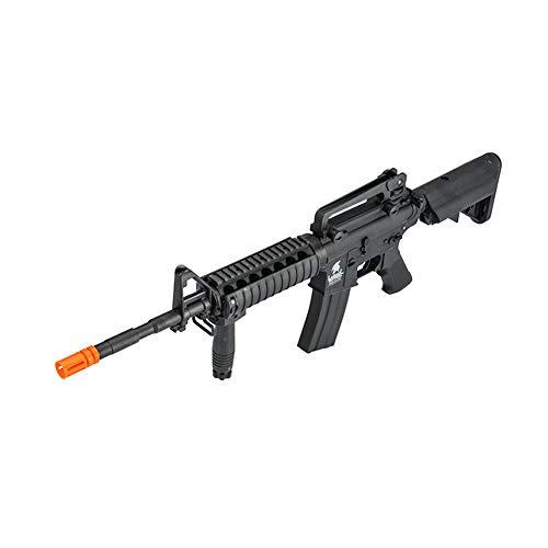 Lancer Tactical  2 LANCER TACTICAL Gen 2 Upgraded RIS LT-04 AEG Metal Gear Electric Airsoft Gun