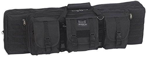 Bulldog Cases Airsoft Gun Case 1 Bulldog Cases Tactical Double Rifle Case