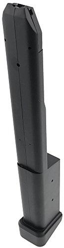 SportPro  3 SportPro 90 Round Polymer High Capacity Magazine for AEP G18C Airsoft - Black