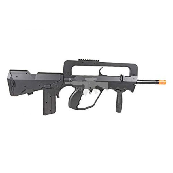 Double Eagle Airsoft Rifle 4 Double Eagle A&N Tactical M46A1 Powerful Spring Airsoft Gun Assault Rifle FAMAS Styled and 2000 BBS