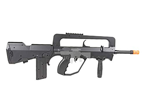 Double Eagle  4 Double Eagle A&N Tactical M46A1 Powerful Spring Airsoft Gun Assault Rifle FAMAS Styled and 2000 BBS