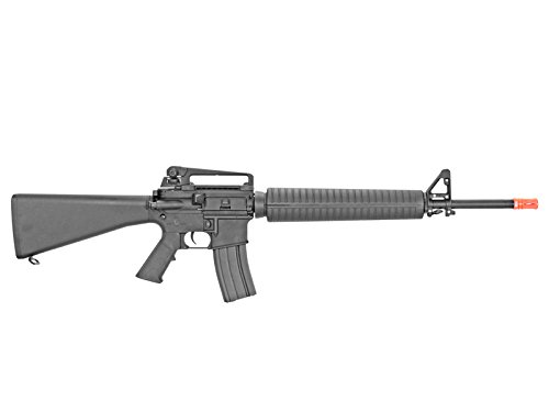 A&K Airsoft Rifle 3 A&K M16 A3 Verion 2 Metal Gear Box Airsoft Gun