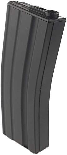SportPro  2 SportPro Jing Gong 60 Round Metal Low Capacity Magazine for AEG M4 M16 Airsoft - Black